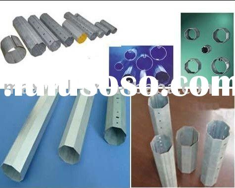 Octagon Pipe Cold Roll Forming Machine