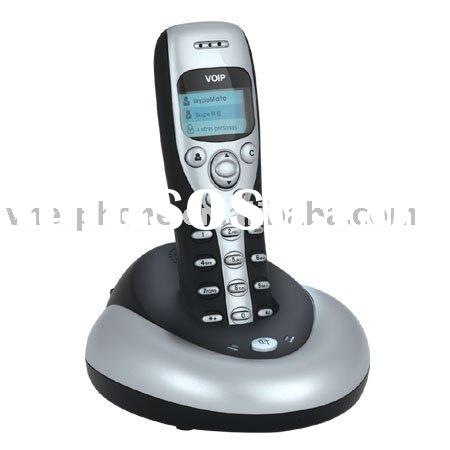 Original yealink wireless voip usb skype phone with Large graphic LCD