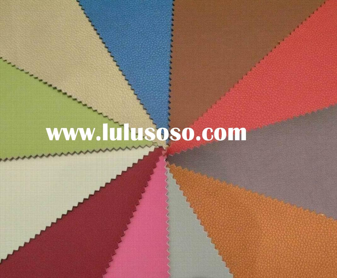 PU SOFA LEATHER,SOFA FABRIC,SYNTHETIC FURNITURE LEATHER