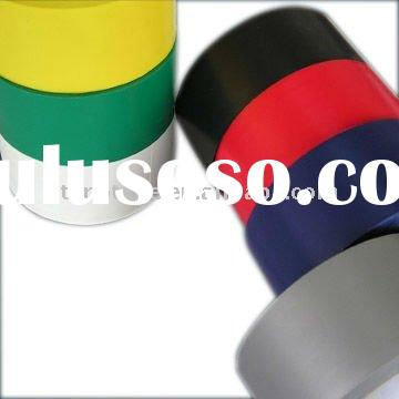 PVC Duct Tape, Highly Purified PVC Film Coated With Rubber-Based Adhesive