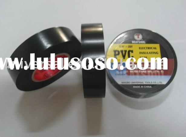 PVC Electrical Insulation Tape, used for wrapping cable, wire or car harness