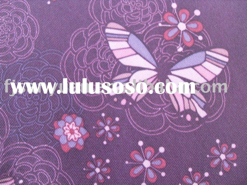 PVC/PU coated polyester fabric