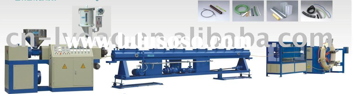 PVC pipe extruder , UPVC pipe production line , CPVC pipe production line ,LDPE pipe extruder