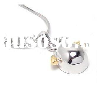 Pendant Necklace Sterling Silver Wholesale HOT sell!brand JEWELRY ,Classic brand JEWELLERY,new style