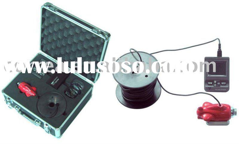 Portable 2.5inch Color TFT LCD 50m Cable 540TVL Underwater Night Vision Camera Monitor System