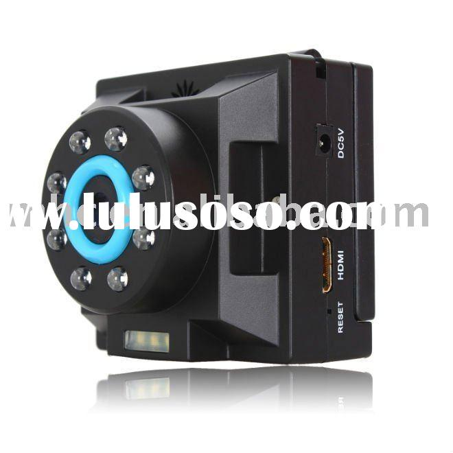 Portable Mini DVR Infrared Night Vision Digital Camera S6000 Car Video Recorder Car Black Box