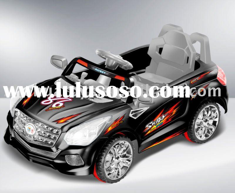 Power Wheels Radio Control Electric Ride on Car