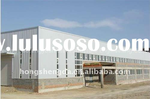 Prefab Workshop Light Steel Structure Warehouse