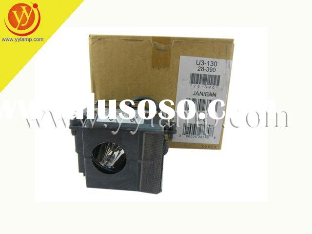 Projector Replacement Lamp/Bulb U3-130 for Plus U3-810WZ, U3-810Z, U3-880