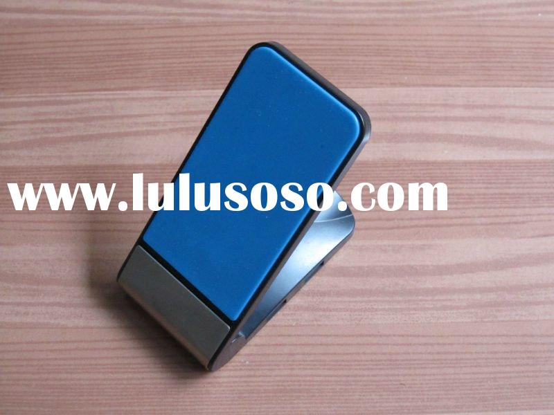 Promotional Plastic Mobile Holder with USB Hub and Card Reader