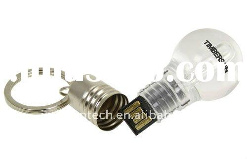 Promotional usb usb light bulb usb flash drive usb disk usb memory