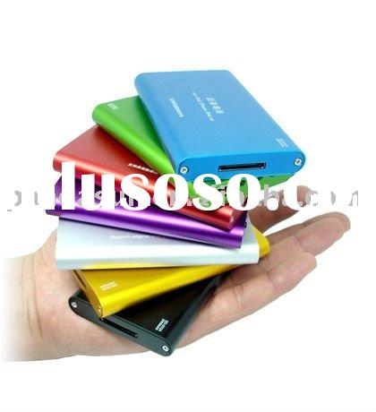 Promtion!!! Universal Rechargeable Portable Backup Power Bank Battery for mobile phones, PADs, MP3,