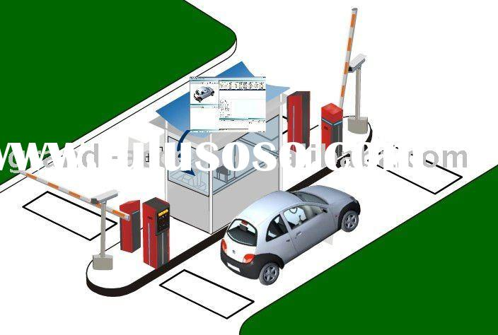 RFID Car Parking System(Software free)