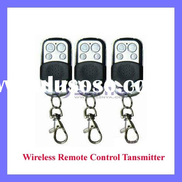 RF Wireless Remote Control Transmitter for Cars, Garage Doors , Gates doors, etc