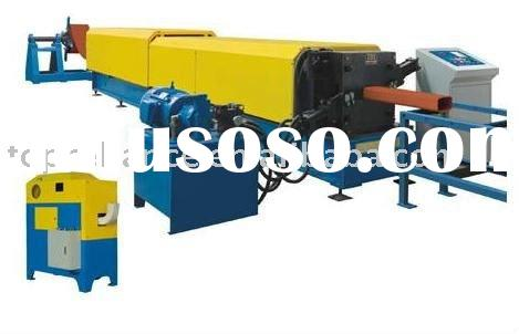Rain water Downspout roll forming machine