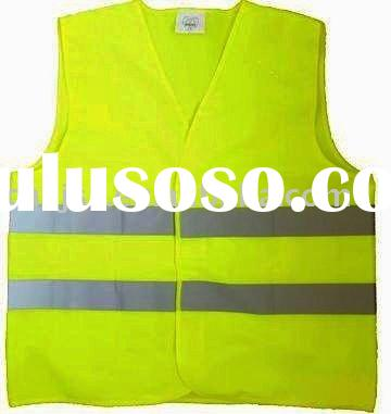 Reasonable price high visibility reflective vests