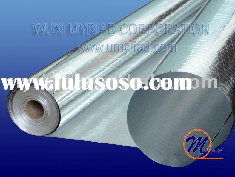 Reflective Aluminum Foil Insulation,radiant heat barrier,foil loft insulation