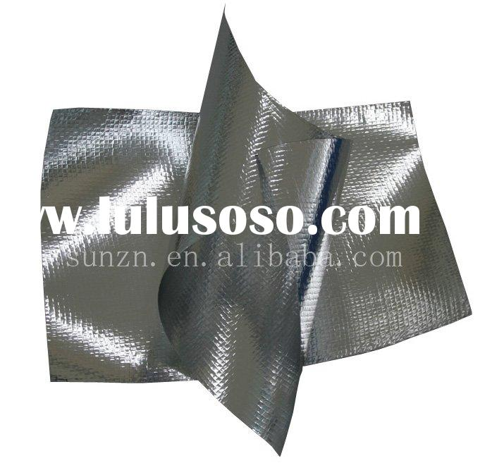 Reflective Insulation of Reinforced Aluminum Film