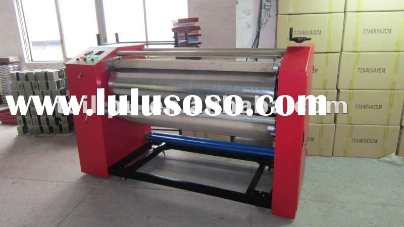 Roller Type Sublimation Heat press/transfer Machine