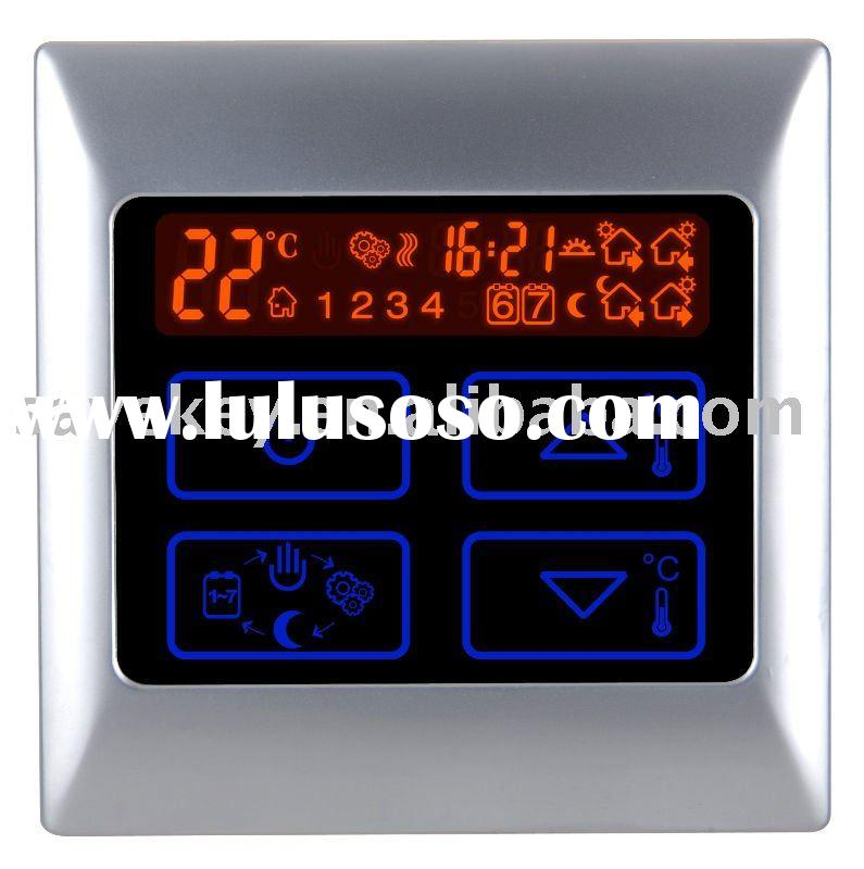 Room Thermostat/HVAC Thermostat/Underfloor Heating Thermostat/Electronic Central Air Conditioner The