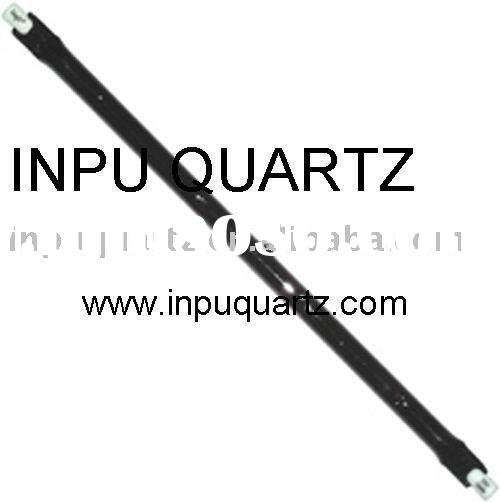 Ruby quartz infrared heater lamps,bulbs,elements