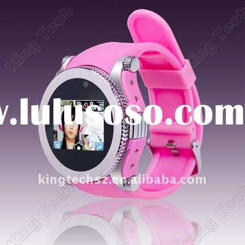 S60 High quality quad band phone waterproof watch mobile
