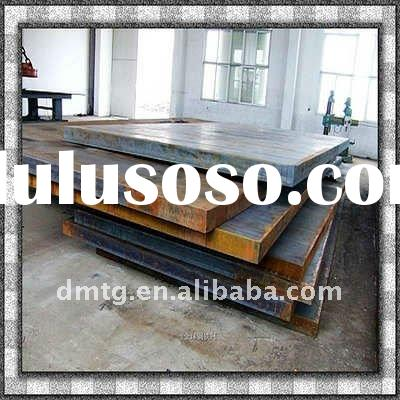SA516 Gr60 hot rolled pressure vessels steel plate with high strength made in China