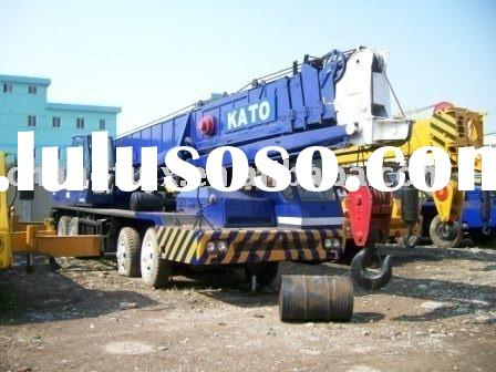 SELL USED KATO Mobile Crane,used crane (original made-in-Japan)