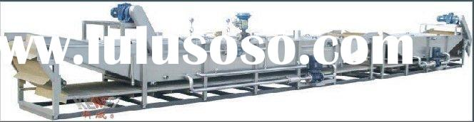 SYS model water-bath continuous pasteurized sterilizing and cooling machine