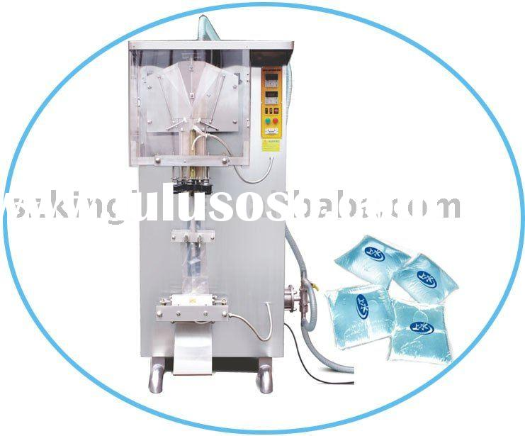 Sachet Water Packaging Machine,Automatic Liquid Pouch Packing Machine, Pouch Filling Machine(AS-1000