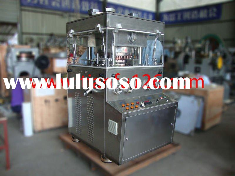 Salt Tablet Press Machine (ZPW23 Roary Tablet Press)