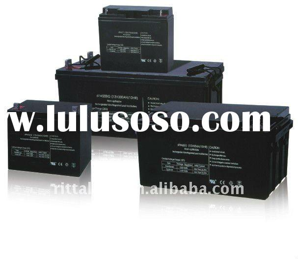 Sealed lead acid battery 12V65AH-Home use,UPS,Solar system