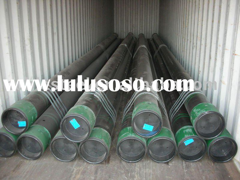 Seamless Tubing and Casing Pipe (API 5CT J55/K55/N80/L80/C90/C95/P110)