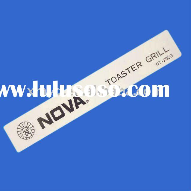 Self-adhesive Aluminum Labels manufacturer