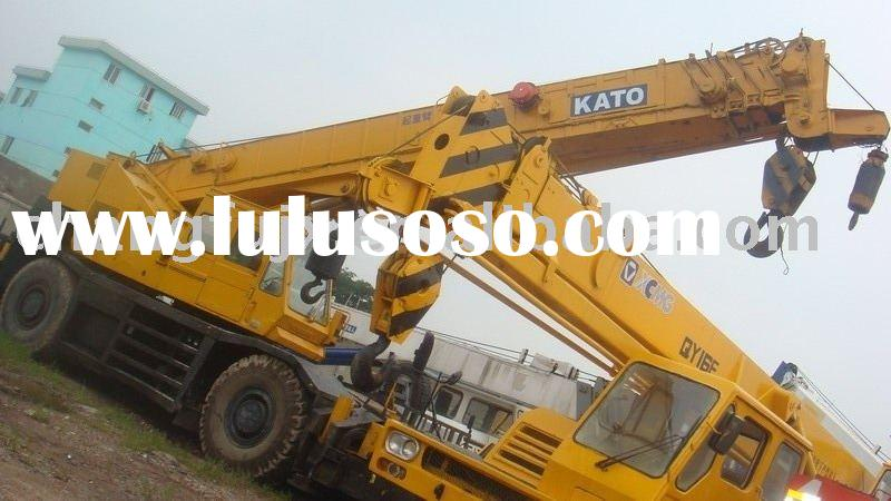 Sell the 30 tons used Rough Terrain mobile crane , tadano used crane