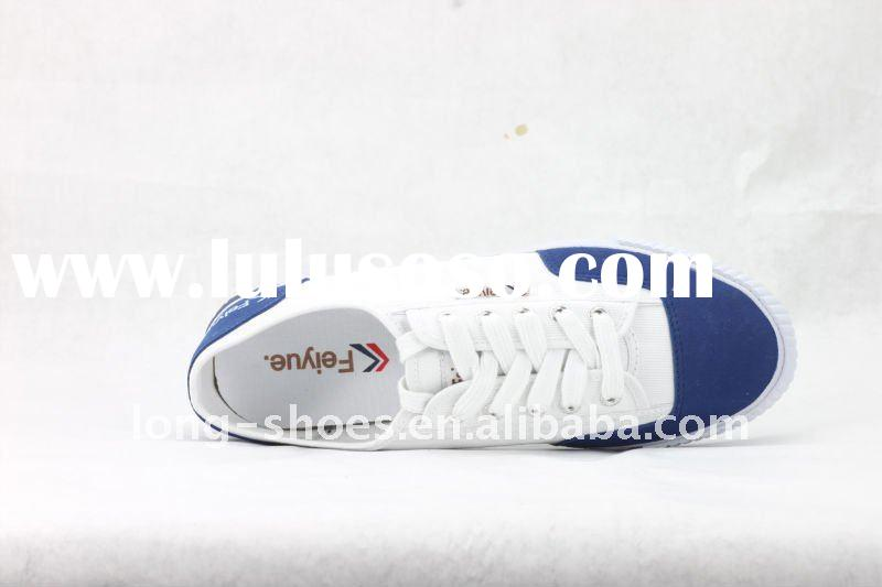 Shanghai Feiyue New Model Fashion Casual Canvas Shoes 2012