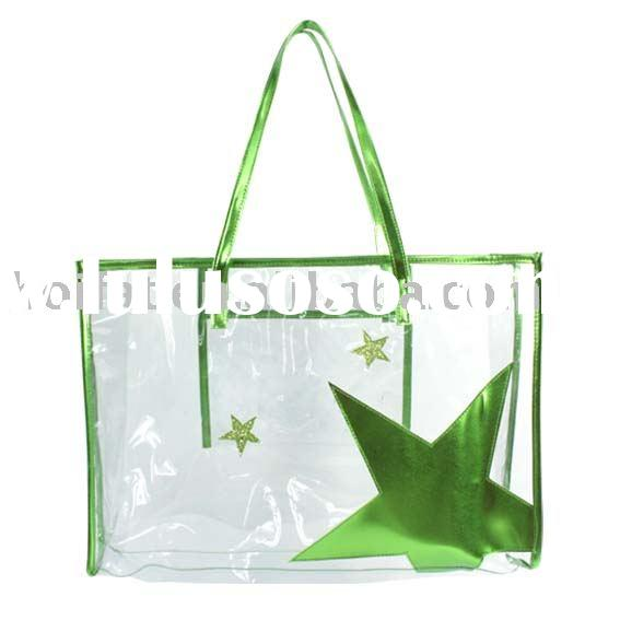 Shopping Bag PVC Beach Bag PU Promotional Bag Polyester Handbag Canvas Printing Tote Bag Cheap Good