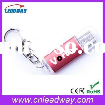 Simple keyring cap Christmas promotional gift USB memory stick