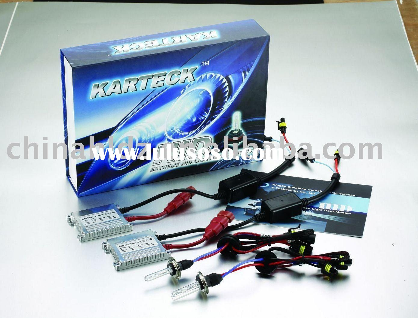 Single beam high quality HID xenon kits