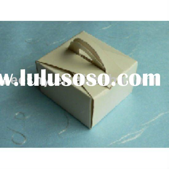 Small Gift Paper Packaging Box