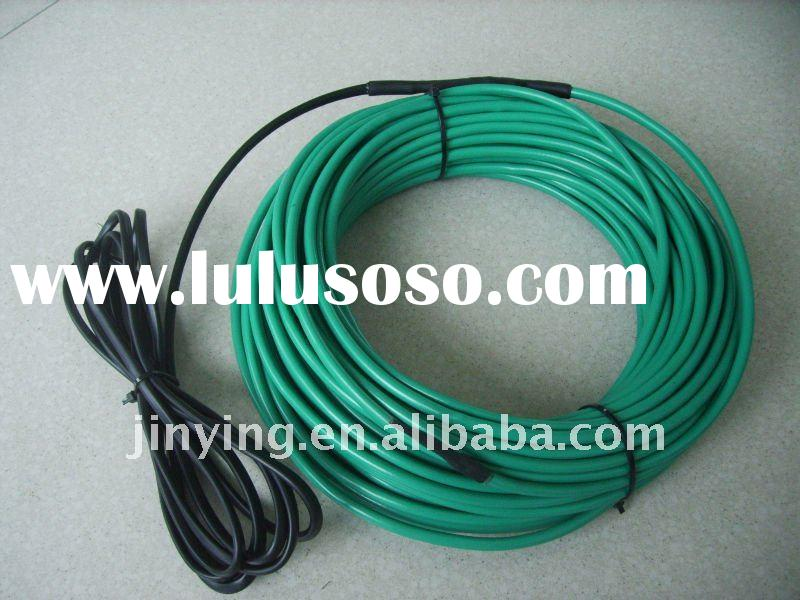 Ice Melt Cables : Road snow melting heating cable