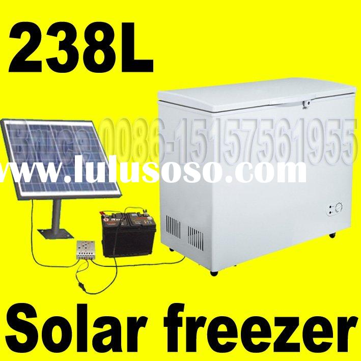 Solar freezer/refrigerator/fridge