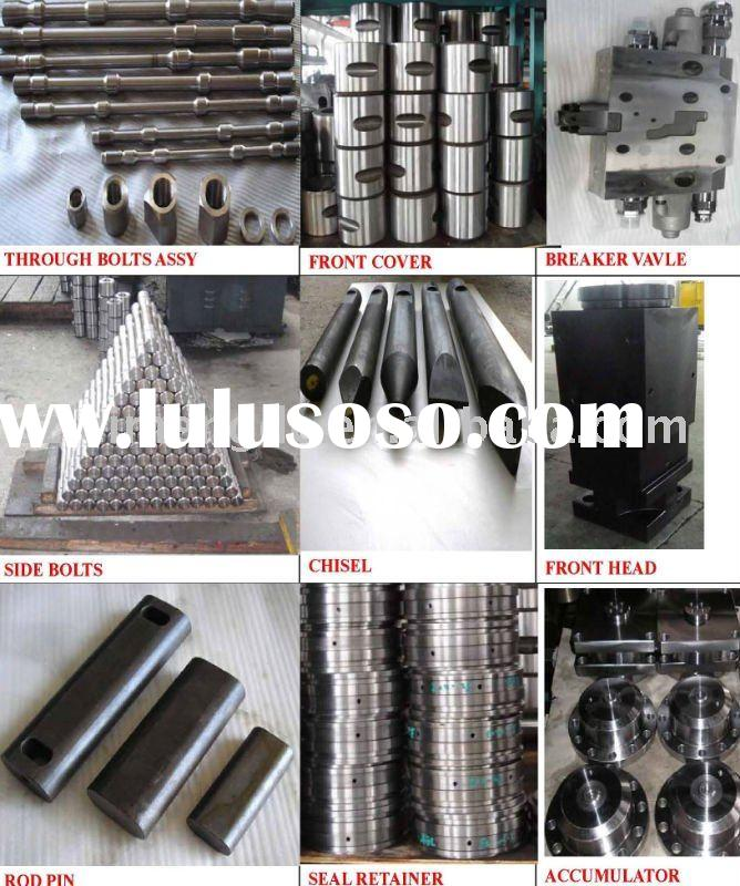 Spare Parts of Hydraulic Breaker & Rod Pin & Through Bolts