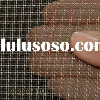 Stainless Steel Wire Mesh(filter,screen,competitive price)