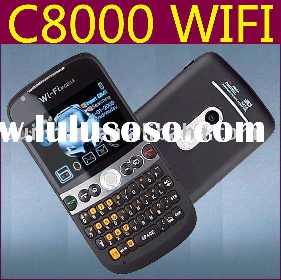 Star C8000 dual sim TV mobile phone with wifi and touch screen