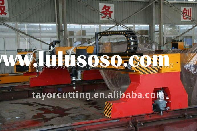 Steel Plate and Pipe CNC Plasma and Flame Cutting Machine