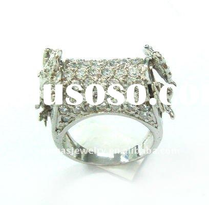 Sterling silver rings, China jewelry wholesale and manufacture! OEM &ODM are also welcomed