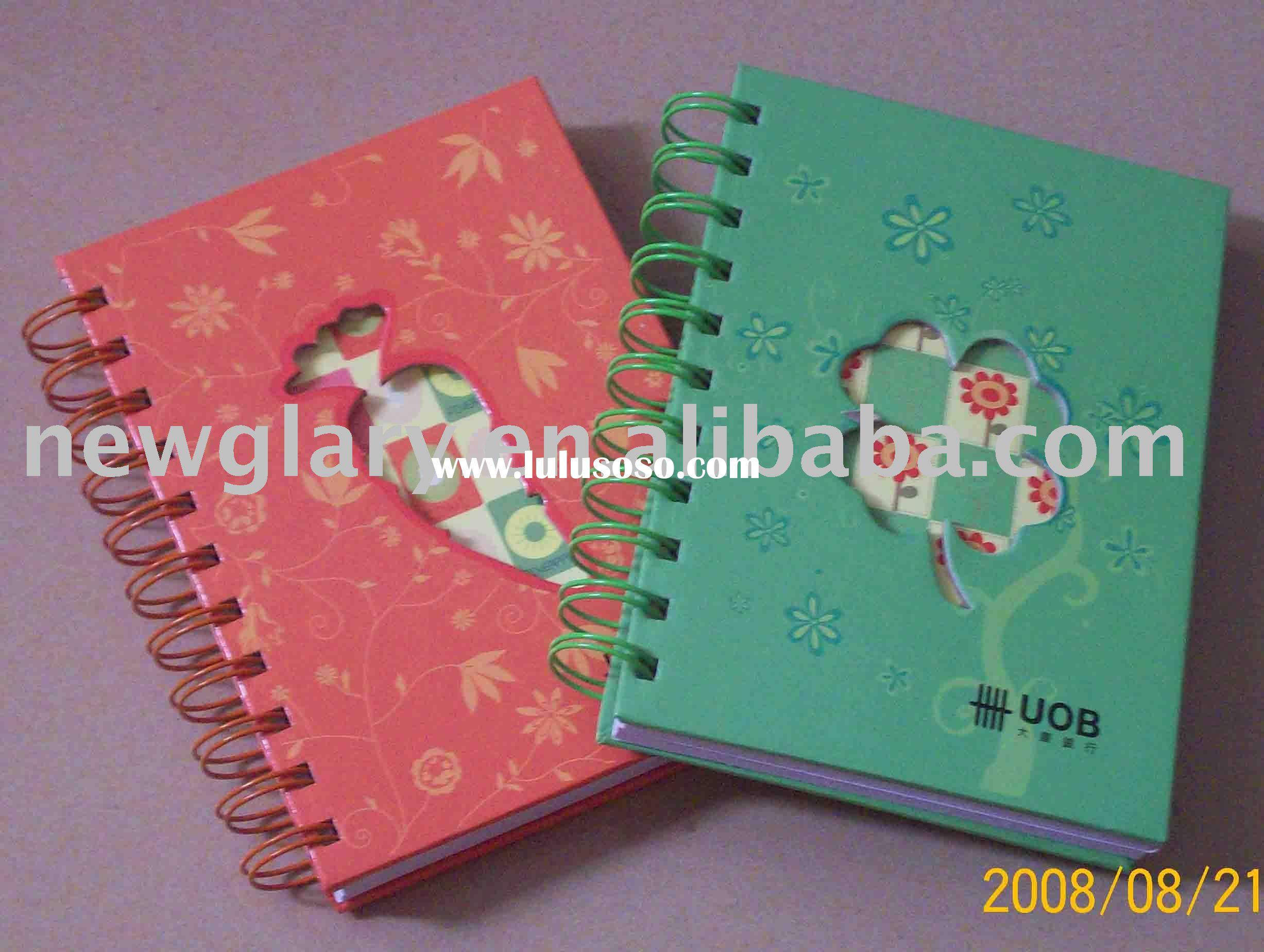 Sticky note pad With Hard Cover