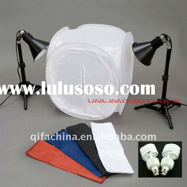 Studio In A Box Photography Light Kit Set Photo Tent