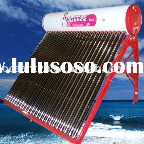 Sunny Water Solar Water Heating System/